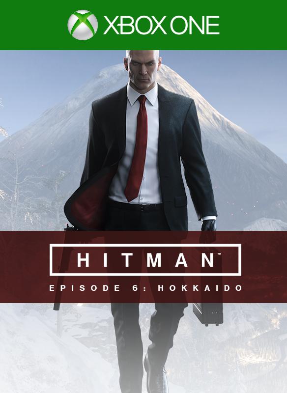 HITMAN™ - Episode 6: Hokkaido boxshot