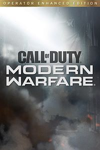 Carátula del juego Call of Duty: Modern Warfare - Operator Enhanced Edition