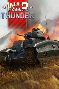 Carátula del juego War Thunder - B1ter