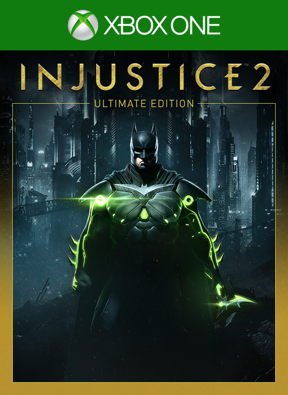 Injustice 2 - Ultimate Edition boxshot