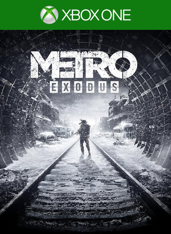 Metro Exodus (Xbox One) – Digital Download Code