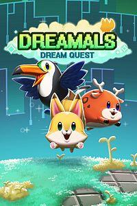 Carátula del juego Dreamals: Dream Quest para Xbox One