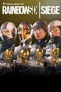 Carátula para el juego Tom Clancy's Rainbow Six Siege: Pro League All Sets de Xbox 360