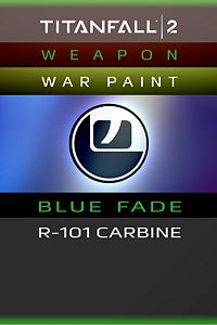 "Titanfall™ 2: Carabina R-101 ""Azul Esmaecido"""