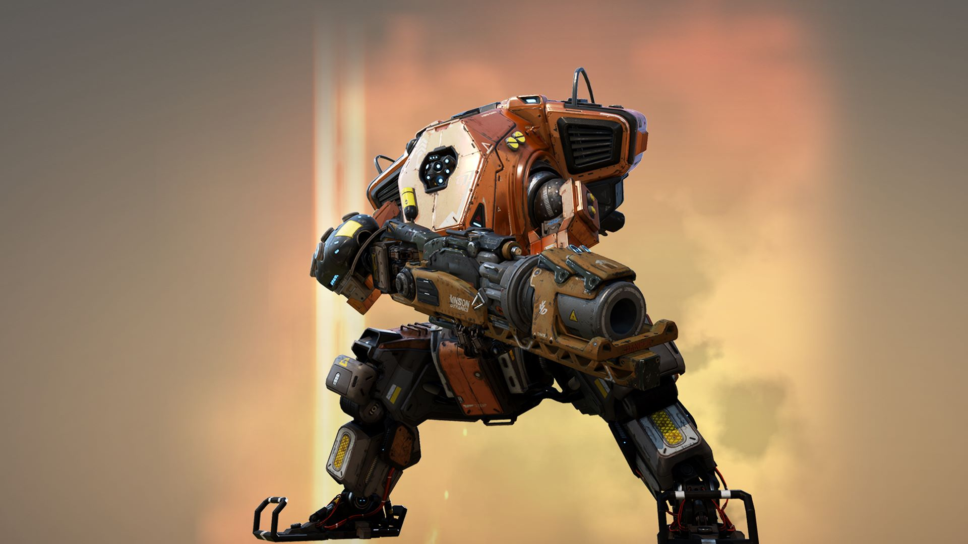 Titanfall™ 2: Scorch Prime