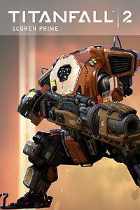 Carátula del juego Titanfall 2: Scorch Prime