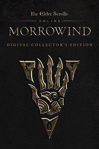 Carátula del juego The Elder Scrolls Online: Morrowind Collector's Edition
