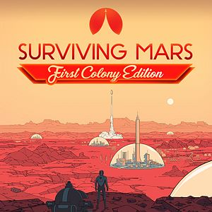 Surviving Mars - First Colony Edition Xbox One