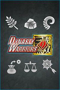 Carátula del juego Materials and Gems Set