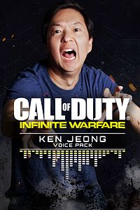 Carátula del juego Call of Duty: Infinite Warfare - Ken Jeong VO Pack