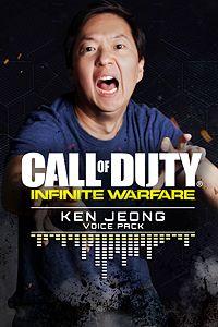 Carátula del juego Call of Duty: Infinite Warfare - Ken Jeong VO Pack de Xbox One