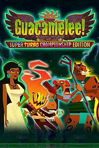 Carátula del juego Guacamelee! STCE 'Frenemies' Character Pack