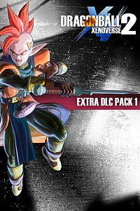 Carátula para el juego DRAGON BALL XENOVERSE 2 - Extra DLC Pack 1 de Xbox 360