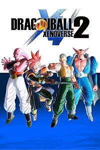 Carátula del juego DRAGON BALL XENOVERSE 2 - Extra Pack 1