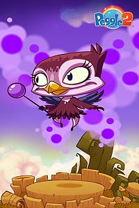 Carátula del juego Peggle 2 Windy the Fairy Master Pack