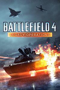 Carátula del juego Battlefield 4 Legacy Operations