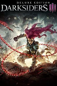 Carátula para el juego Darksiders III - Deluxe Edition de Xbox One