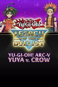Carátula del juego Yu-Gi-Oh! ARC-V: Yuya vs Crow de Xbox One