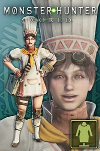 Carátula del juego The Handler's Astera 3 Star Chef Coat