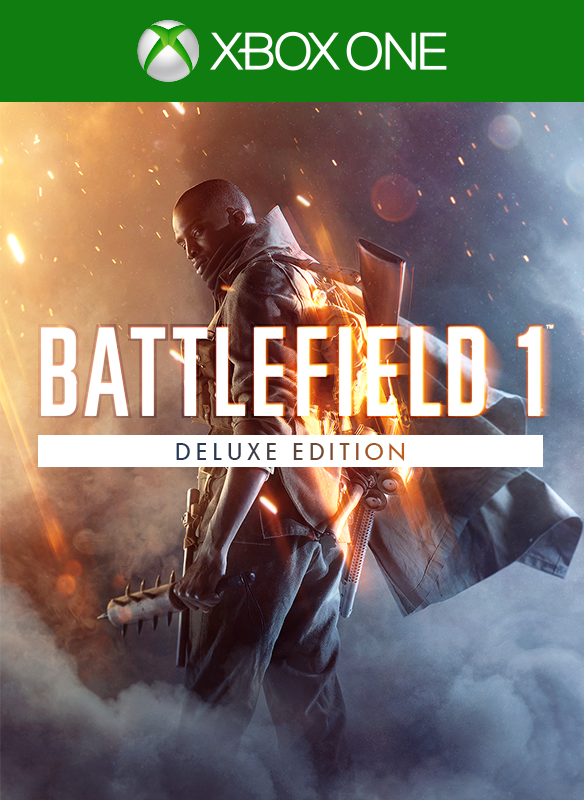 Battlefield 1 Deluxe Edition boxshot