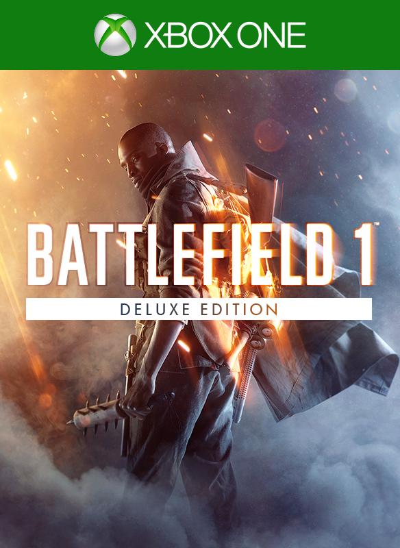 Battlefield 1 Deluxe boxshot