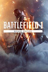 Carátula del juego Battlefield 1 Deluxe Edition