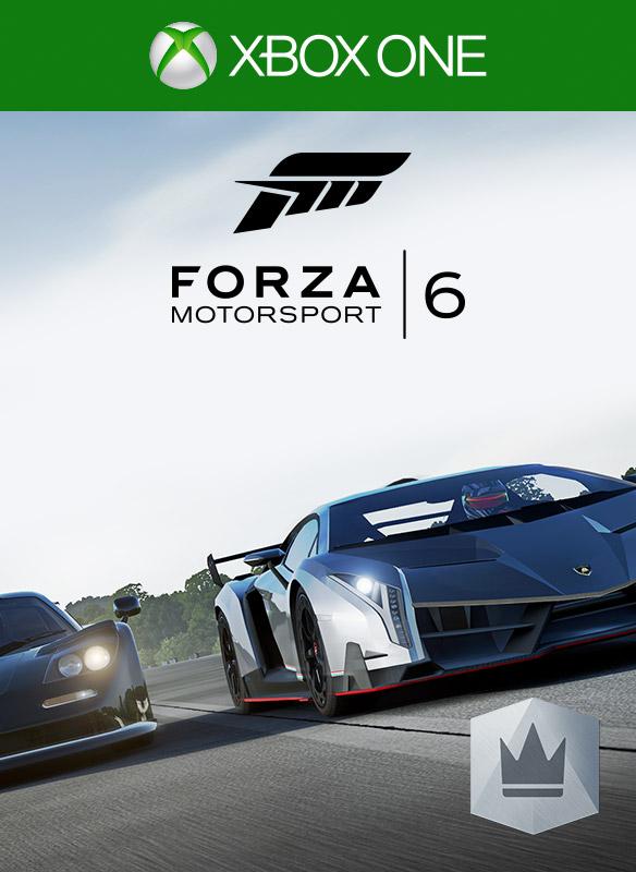 Forza Motorsport 6 VIP boxshot