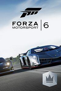 Carátula del juego Forza Motorsport 6 VIP de Xbox One