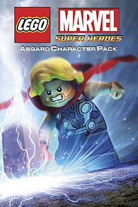 Carátula del juego LEGO Marvel Asgard Pack
