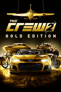 Carátula del juego THE CREW 2 - Gold Edition