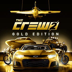 The Crew® 2 - 黃金版 Xbox One