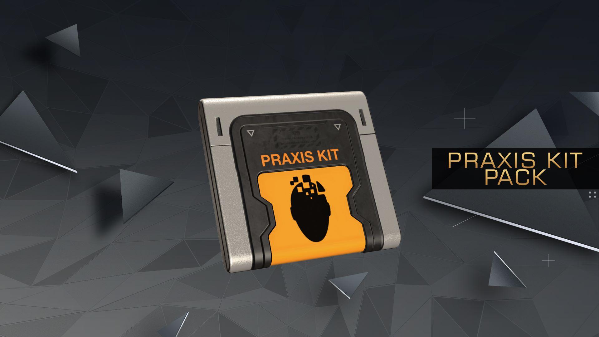 Deus Ex: Mankind Divided - Praxis Kit Pack (x10)
