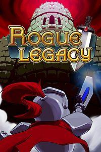 Carátula del juego Rogue Legacy