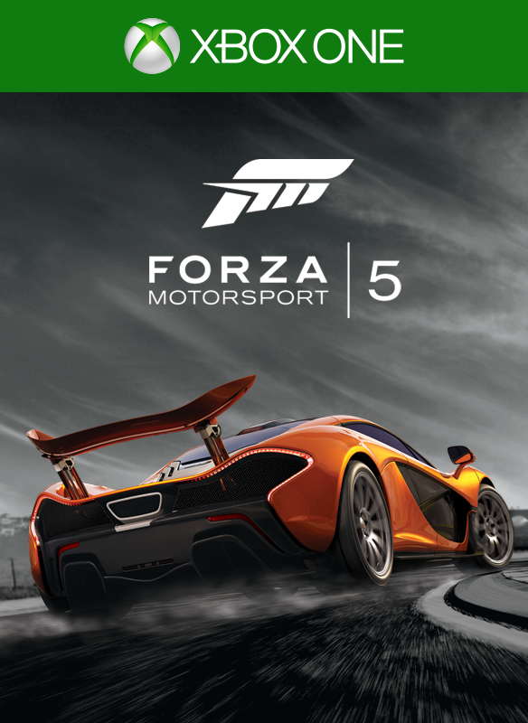 Forza Motorsport 5: Racing Game of the Year Edition boxshot