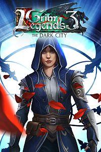 Carátula del juego Grim Legends 3: The Dark City