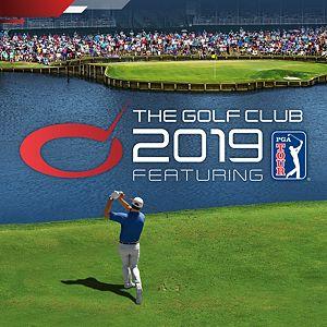 The Golf Club 2019 featuring PGA TOUR Xbox One