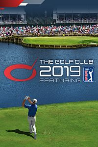 Carátula para el juego The Golf Club 2019 featuring PGA TOUR de Xbox 360