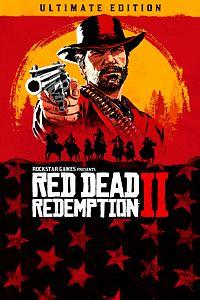 Carátula para el juego Red Dead Redemption 2: Ultimate Edition de Xbox 360