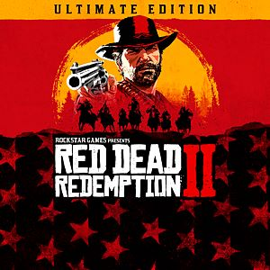 Red Dead Redemption 2:  Ultimate Edition Xbox One