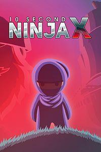 Carátula para el juego 10 Second Ninja X de Xbox 360
