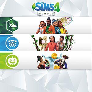 The Sims™ 4 Bundle - Seasons, Jungle Adventure, Spooky Stuff Xbox One