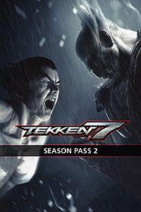 Carátula del juego TEKKEN 7 - Season Pass 2