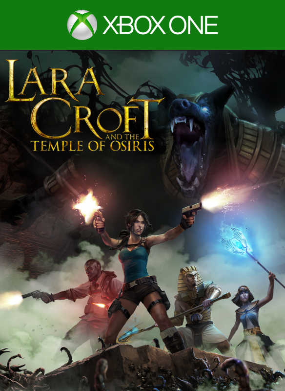 Lara Croft and the Temple of Osiris  boxshot