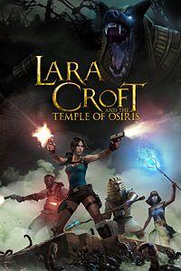 Carátula del juego Lara Croft and the Temple of Osiris de Xbox One