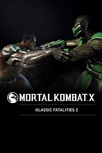 Carátula del juego Klassic Fatalities 2