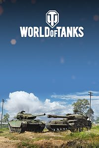 Carátula del juego World of Tanks - Strv 81/STG Mega
