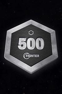 Carátula del juego Frontier Points 500