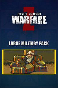 Carátula del juego Large Military Pack