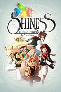 Carátula del juego Shiness: The Lightning Kingdom