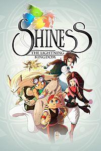 Carátula del juego Shiness: The Lightning Kingdom